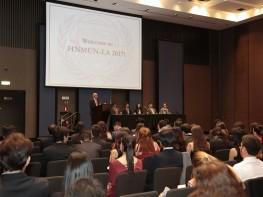 Ministro Ferreyros expuso sobre evolución de la política comercial del Perú ante destacados jóvenes universitarios que participan en proyecto de Harvard