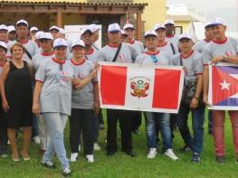 Cocineros cubanos se especializan en gastronomía peruana