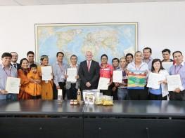 """Nuevos exportadores: 634 productores obtienen """"Certificaciones Verdes"""" y buscarán conquistar mercados internacionales"""