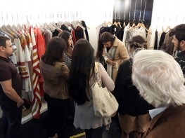 Diseños peruanos se lucen en mercado de lujo en Brasil