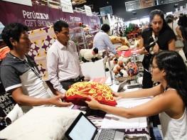 Treinta y cinco artesanos muestran lo mejor de su arte en Perú Moda y Perú Gift Show 2017