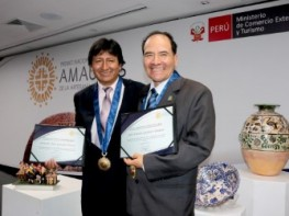 Artesanos de Cusco y Junín ganaron el Premio Nacional Amautas de la Artesanía Peruana que otorga el Mincetur