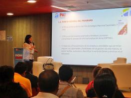Presentan Programa de Apoyo a la Internacionalización a las MYPE