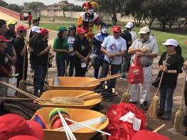 Mincetur: 250 voluntarios realizaron jornada de limpieza en locaciones turísticas de Chiclayo