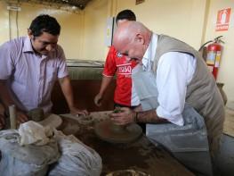 Mincetur entrega un millón 400 mil soles para iniciar recuperación de la actividad artesanal en Piura