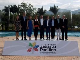 Ministro Ferreyros: países de la Alianza del Pacífico ingresan a nueva etapa comercial con establecimiento de Estados Asociados