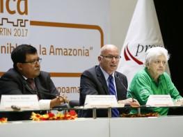 """Ministro Ferreyros: Expo Amazónica 2017 permitirá posicionar """"Superalimentos del Perú"""""""