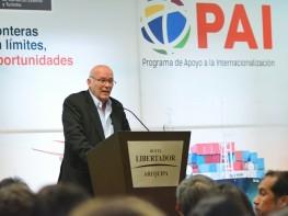 Mincetur: 25 millones de soles para internacionalizar empresas peruanas