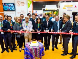 "Perú lanza en Asia la marca ""Super Foods Peru"""