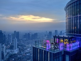 En Indonesia se inaugura segundo restaurante de comida peruana