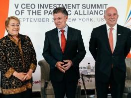 Ministro Ferreyros: Perú se beneficia con mayores inversiones al integrar la Alianza del Pacífico
