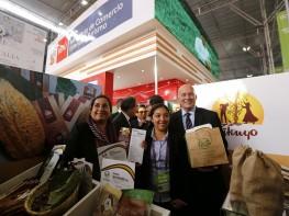 Productores de diez regiones participan en Expoalimentaria 2017 gracias al apoyo de Mincetur