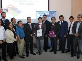 Mincetur entrega a región Huánuco Plan Regional Exportador para impulsar envíos al mercado internacional