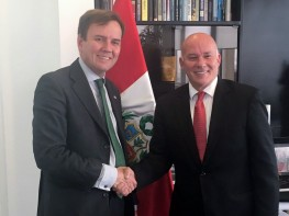 Reino Unido y Perú inician diálogo para asegurar continuidad en relación comercial