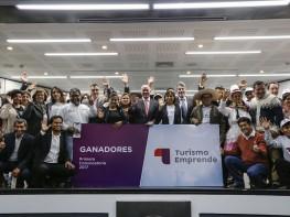 """Mincetur entrega S/ 2.5 millones y hará realidad 39 nuevos emprendimientos turísticos en el Perú gracias a """"Turismo Emprende"""""""