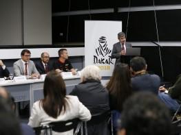 Rally Dakar 2018: autoridades y organizadores de competencia revelaron detalles del evento