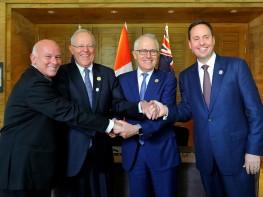TLC Perú y Australia: culminan negociaciones y se avizora gran beneficio para exportaciones peruanas
