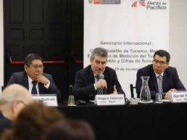 Alianza del Pacífico se reúne para intercambiar conocimientos estadísticos en turismo
