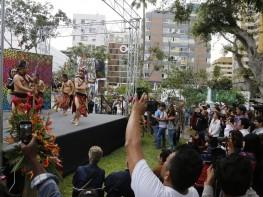 """Mincetur: más de 60 mil personas asisten a Feria de Artesanía """"Arte Nativa 2017"""""""