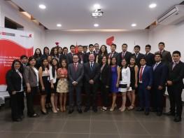 Treinta destacados estudiantes iniciaron V Curso de Negociaciones Comerciales Internacionales del Mincetur