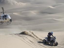 Ministro Ferreyros: más de un 1.5 millones de espectadores convocará el Rally Dakar 2018