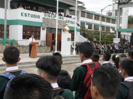Año Escolar 2018: región Amazonas inicia clases con masiva asistencia de alumnos