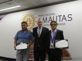 """Artesanos de Junín y Ayacucho obtienen el """"Premio Nacional Amautas de la Artesanía Peruana 2018″"""