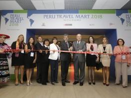 Importantes tour operadores y mayoristas internacionales de viaje participan en Perú Travel Mart