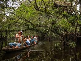 """OMT y OEA destacan a """"Tingana"""" como emprendimiento de turismo rural comunitario en las Américas"""