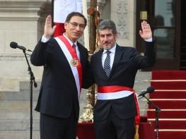 Roger Valencia es el nuevo ministro de Comercio Exterior y Turismo