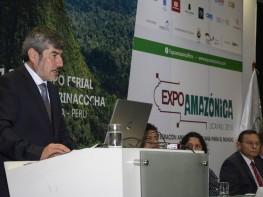 Ministro Valencia: más de 30 mil visitantes espera Expo Amazónica 2018 en región Ucayali