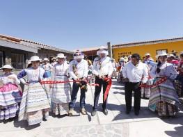Valle del Colca: S/ 4 millones invirtió Mincetur para fortalecer importante destino turístico en Arequipa