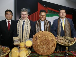 Ministro Valencia: se espera a más de 120 mil asistentes a Expo Cusco Huancaro 2018