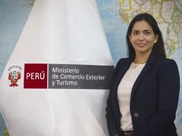 Liz Blanca Chirinos Cuadros es la nueva viceministra de Turismo