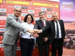 Perú recibe un Dakar 100% nacional