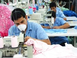 Exportaciones de confecciones de algodón a Brasil crecieron más de 90%