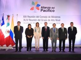 El Consejo de Ministros de la Alianza del Pacífico se reúne en México para avanzar los trabajos con miras a la próxima Cumbre Presidencial