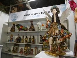 """""""De Nuestras Manos"""": se inauguró la feria artesanal más importante del Perú"""