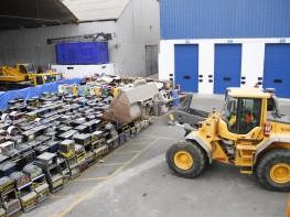 Alto a la informalidad: Mincetur destruyó 287 máquinas tragamonedas a nivel nacional